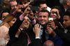 Sondage popularité : Macron sur le podium, Fillon s'enfonce