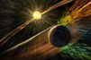 La planète Mars pourrait se parer d'un anneau