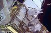 """Thomas Pesquet a rejoué """"Gravity"""" dans l'espace"""
