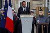 Hollande et Hidalgo ont assisté au mariage posthume de Xavier Jugelé