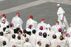 Le pape François prône une famille ouverte mais traditionnelle