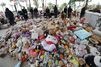 Nice archive les hommages aux victimes de l'attentat du 14 juillet