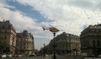 Sauvetage en hélico à Paris