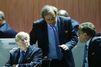 Blatter et Platini suspendus 8 ans