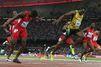 Usain Bolt, la foudre a frappé