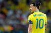 Euro 2016: la dernière de Zlatan Ibrahimovic en images
