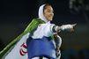 JO 2016: Kimia Alizadeh, première médaillée olympique iranienne