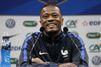 Patrice Evra arrive à Marseille
