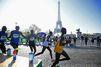 Sous le soleil du marathon de Paris