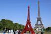 La Tour Eiffel, copiée mais jamais égalée