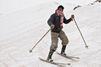 Ski de fortune en Afghanistan