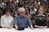 Woody Allen, bien entouré sur la Croisette