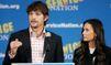 Ashton Kutcher et Demi Moore réunis