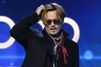 L'étrange comportement de Johnny Depp