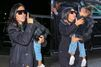 Kim Kardashian met les paparazzi en garde
