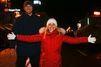 Hayden Panettiere, une manifestante parmi les autres