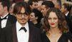 Johnny Depp et Vanessa Paradis, main dans la main