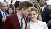 Kristen Stewart et Robert Pattinson surpris en train de s'embrasser !