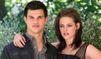 Kristen Stewart et Taylor Lautner font la fête ensemble