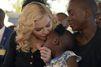 Madonna inaugure un centre pédiatrique au Malawi