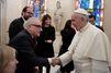 Martin Scorsese a rencontré le pape François au Vatican