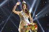 Miss Univers est française