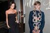 Victoria Beckham présente pour soutenir son fils, Romeo