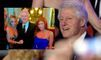 Bill Clinton et les stars du X
