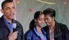 Malia Obama, saine et sauve après le tremblement de terre