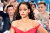 """Rihanna, femme fatale pour l'avant-première de """"Valerian"""""""