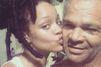 Rihanna, une vraie fille à papa