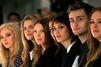 Parterre de stars à la Fashion Week de Londres