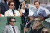 Les stars à la finale de Wimbledon