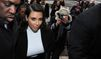 "Kim Kardashian ""n'est pas grosse"", assure sa sœur"
