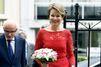 Mathilde assume sa mission de l'ONU à Bruxelles