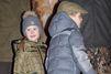 Joséphine et Vincent trop mignons à la chasse royale