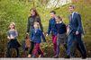 Mary et Frederik entraînent leurs enfants à la découverte du Danemark