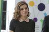 Letizia surprend avec sa robe d'écolière à Bilbao