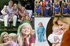 La petite princesse Ariane des Pays-Bas a 9 ans