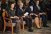 Les princesses rendent hommage aux victimes du tsunami