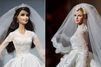 Kate Middleton et Grace Kelly en mariées, version Barbie, à Madrid