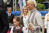 Mette-Marit et Ingrid Alexandra réunies pour la Norvège