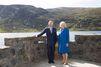 Charles de retour en Irlande avec Camilla