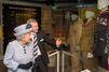 Elizabeth II retrouve son uniforme au nouveau Musée de l'Armée