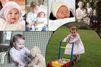 La princesse Charlotte de Cambridge a 1 an : toutes ses photos!