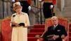 La Reine à l'honneur à Westminster