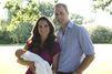 Le prince George sera baptisé le 23 octobre