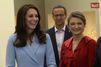 Le grand-duché de Luxembourg sous le charme de Kate