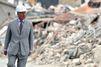 Le prince Charles à la rencontre des survivants du séisme d'Amatrice