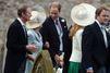 Pippa, William et Harry, mariage dans la haute-société